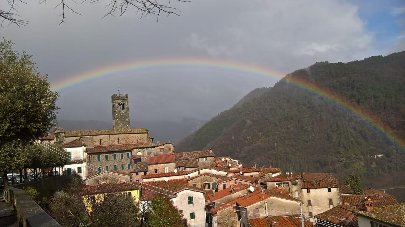 Immagine VB arcobaleno